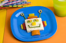 JANUARY BASIC ROBOT SANDWICH